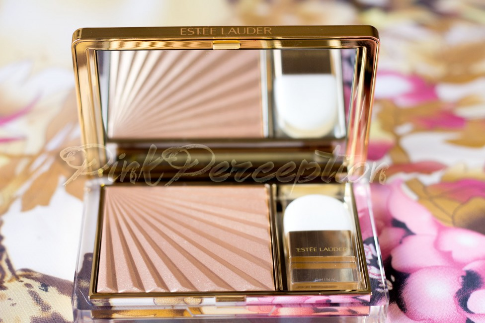 estee lauser heat wave illuminating gelee