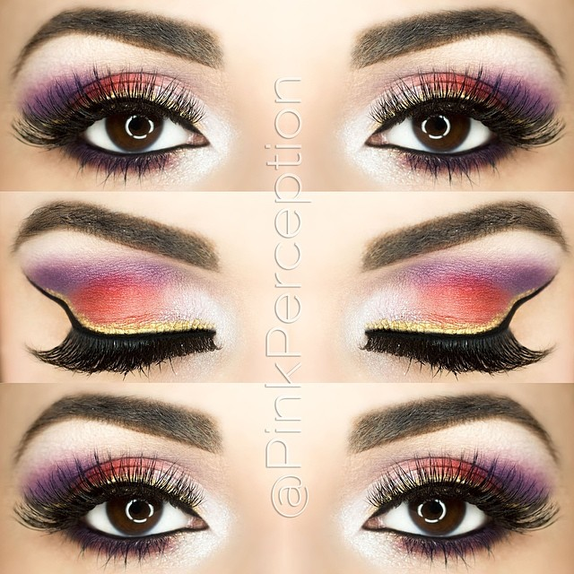 pinkperception lovelove lashes hollywood