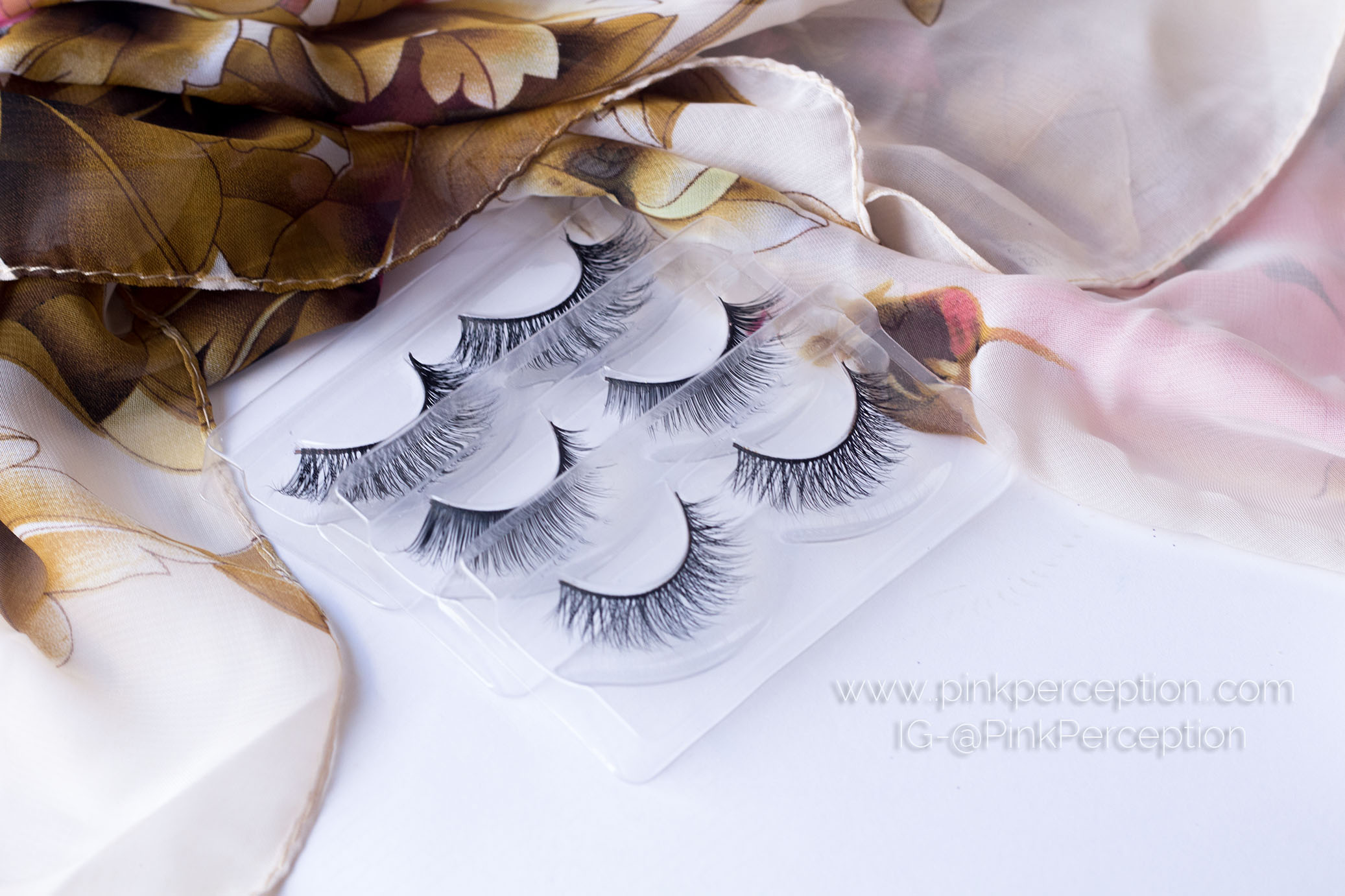lovelove lashes, pinkperception mink lashes