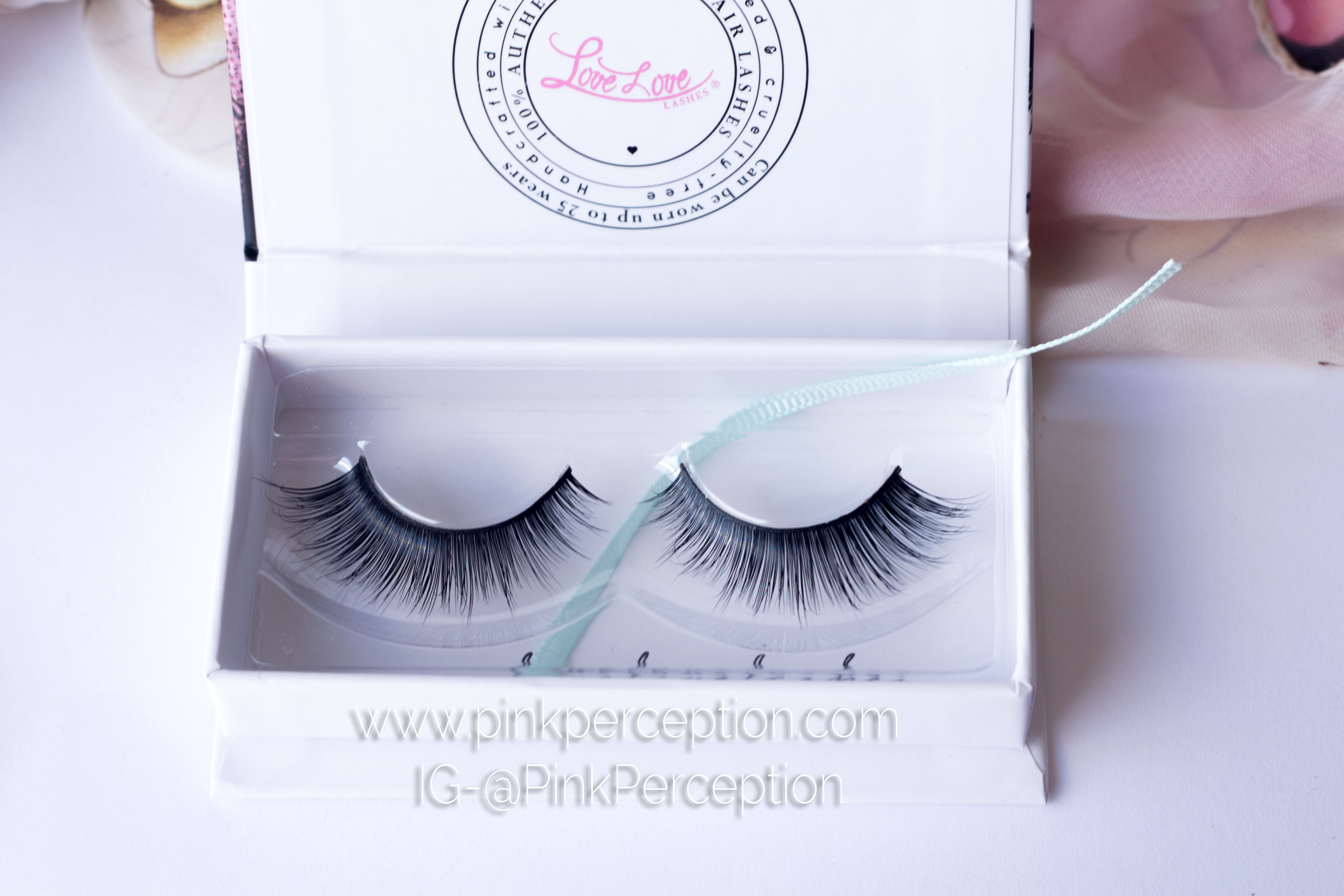 lovelove lashes scarlet mink lashes pinkperception