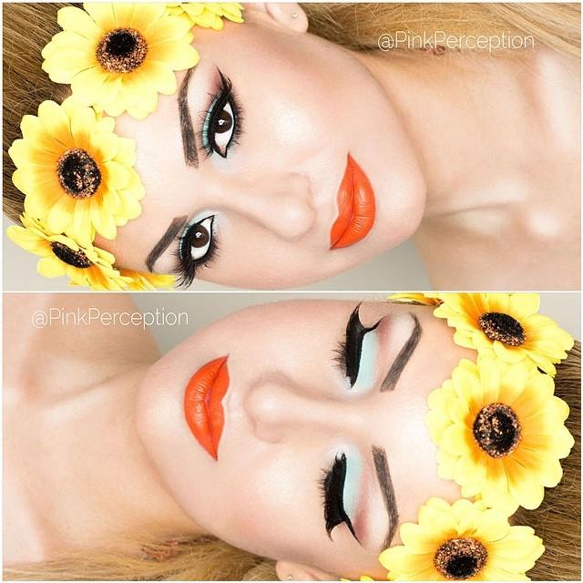 pinkperception eyeshadows