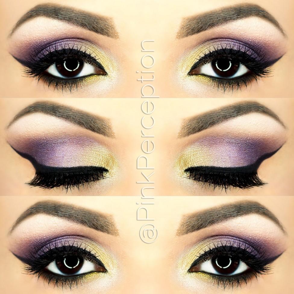 Рисунки глаз для макияжа