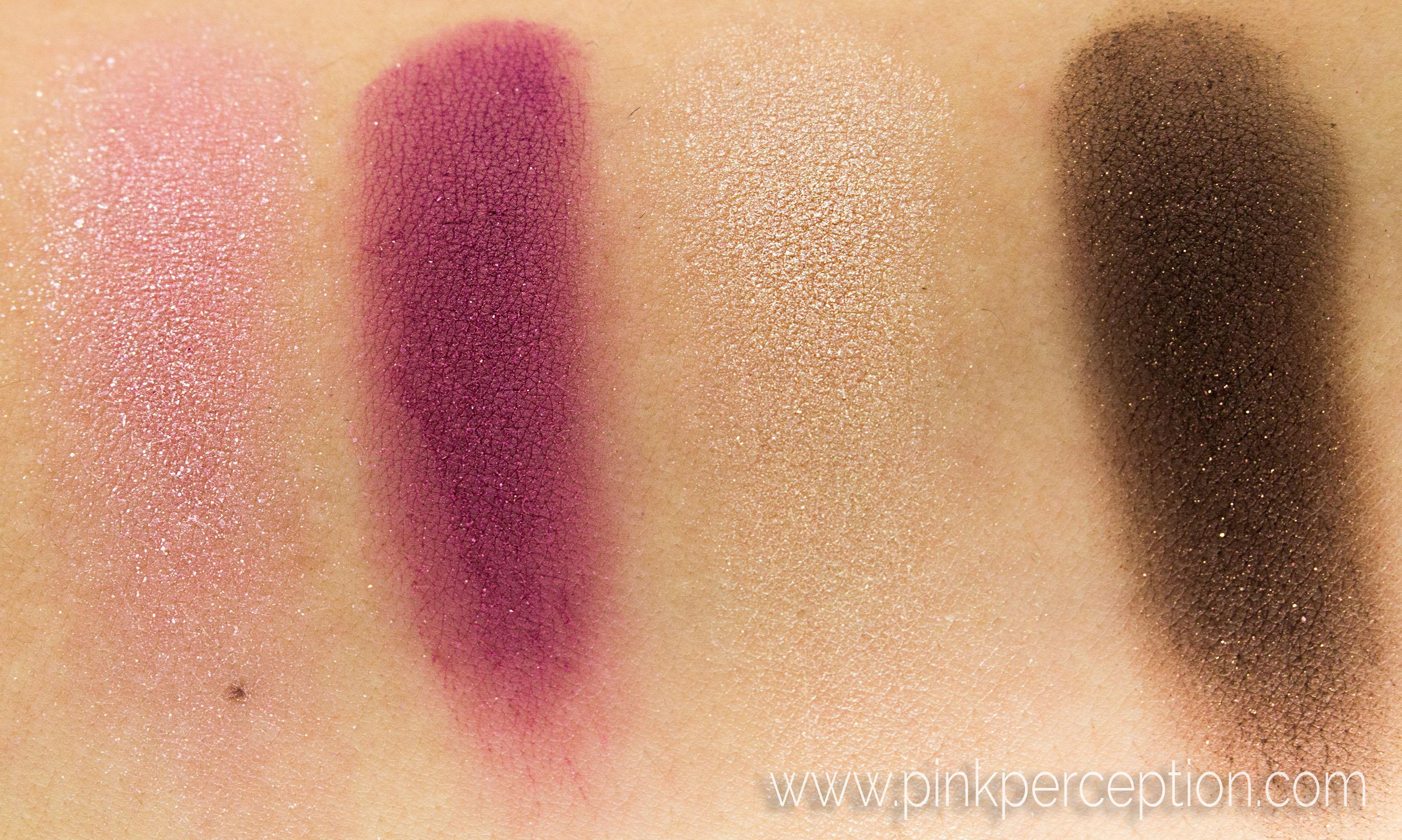 Dark Rose Eyeshadow And Blush Palette by BH Cosmetics #6