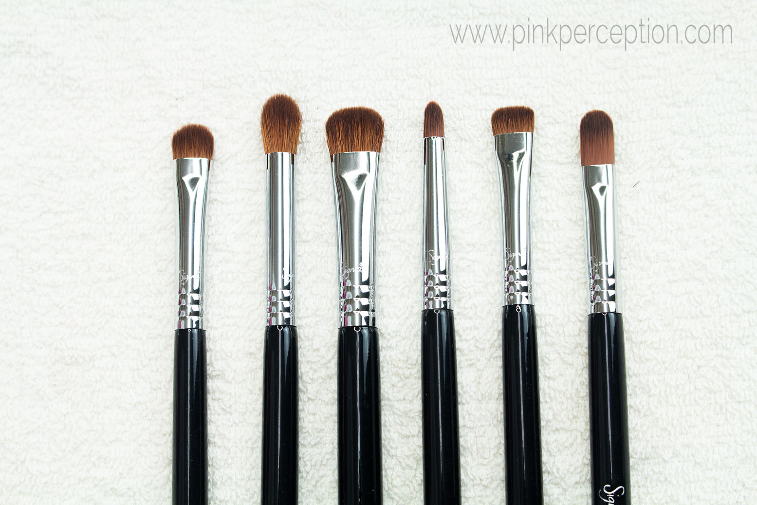 SIGMA ADVANCED ARTISTRY BRUSH SET