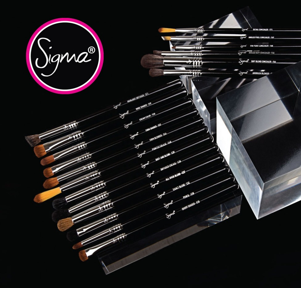 sigma_SIGMA ADVANCED ARTISTRY BRUSH SET