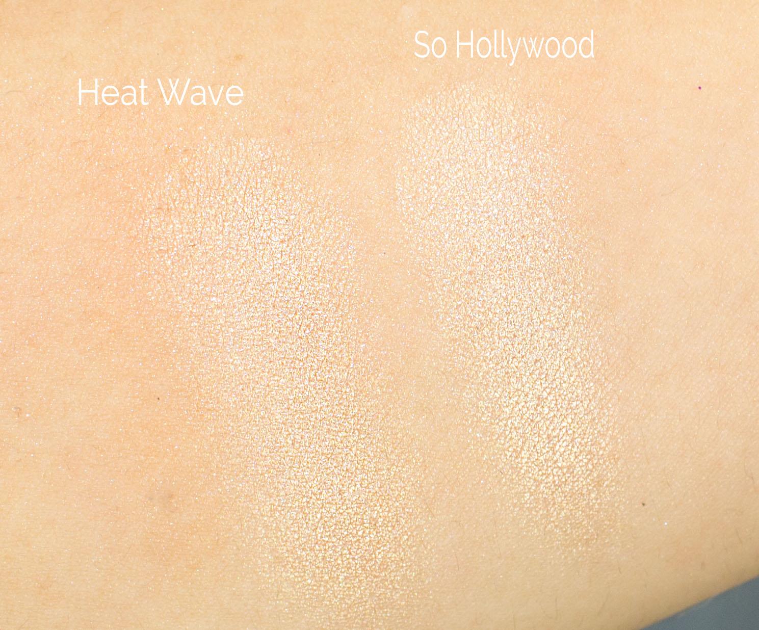 so hollywood vs heat wave